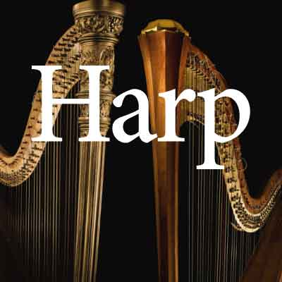 CALM RADIO - HARP - Sampler