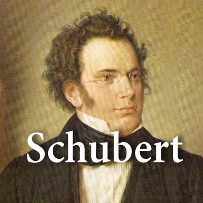 CALM RADIO - SCHUBERT - Sampler