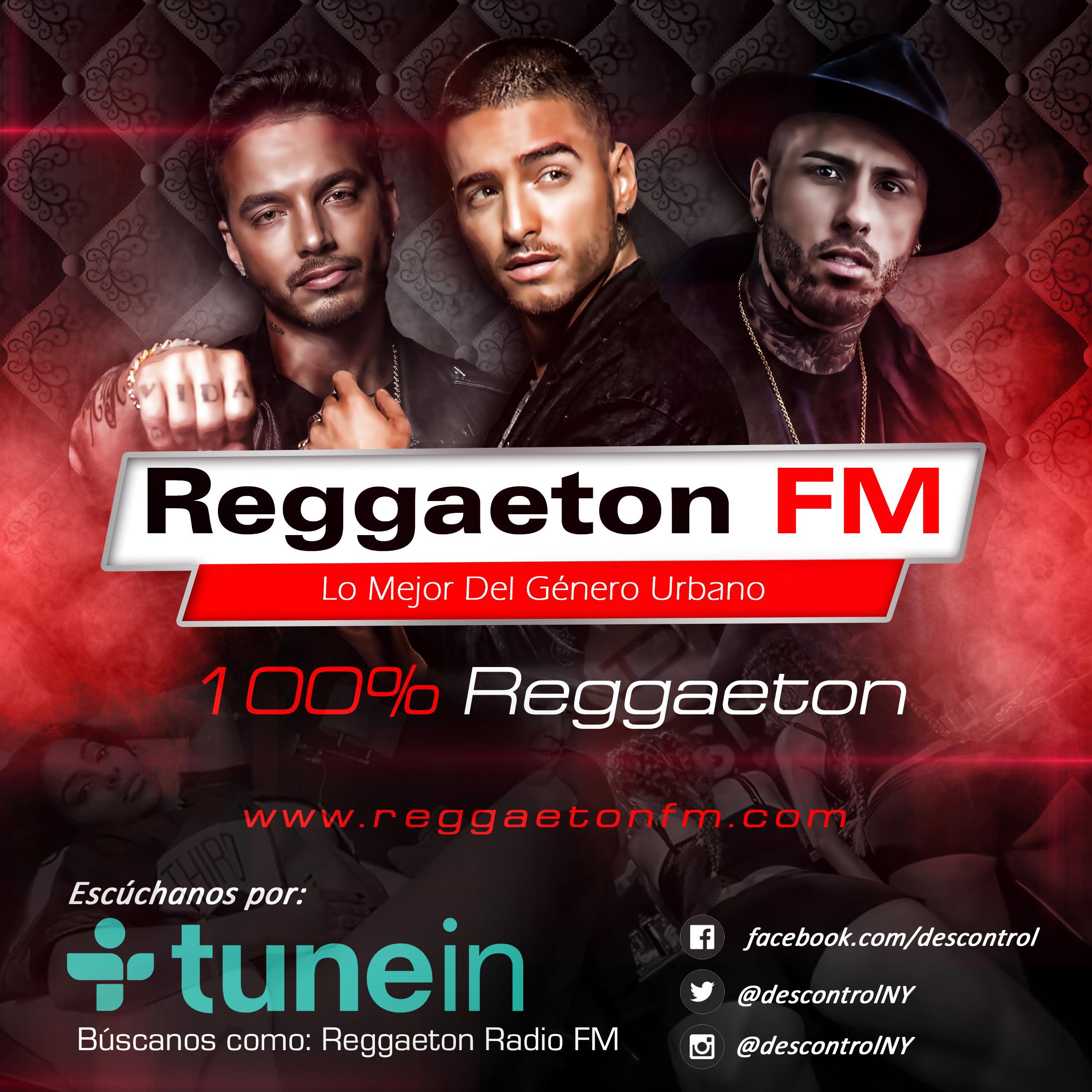 Reggaeton Radio FM - 24K