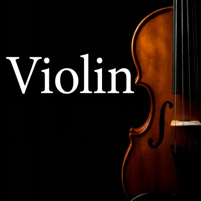 CALM RADIO - VIOLIN - Sampler