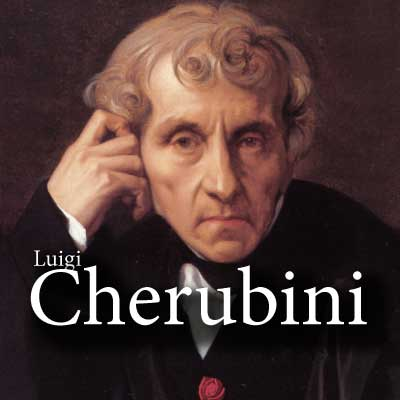 CALM RADIO - CHERUBINI - Sampler