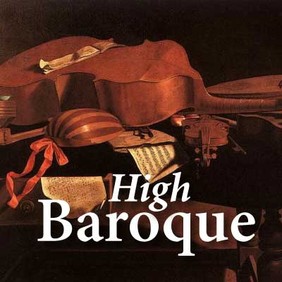 CALM RADIO - HIGH BAROQUE - Sampler