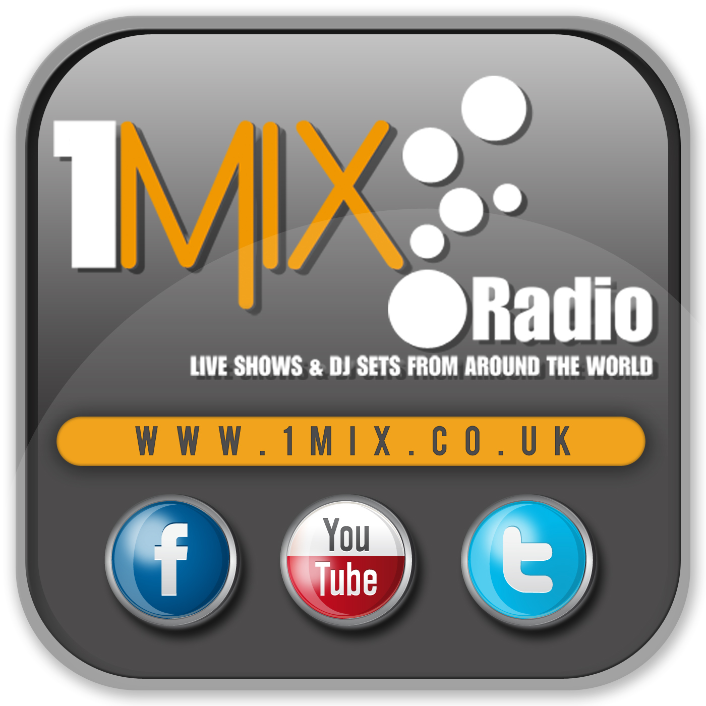 1Mix Radio EDM Stream
