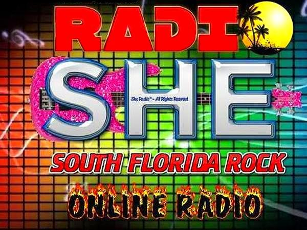 RADIO SHE - South Florida Rock
