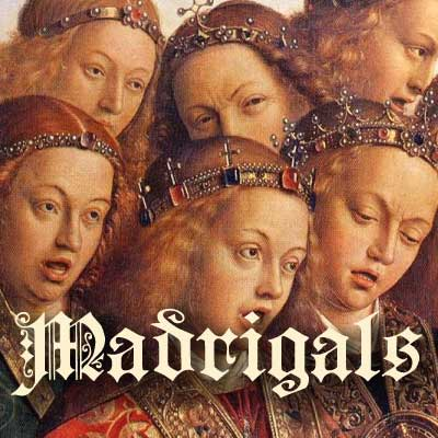 CALM RADIO - MADRIGALS - Sampler