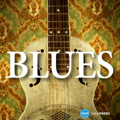 CALM RADIO - BLUES - Sampler