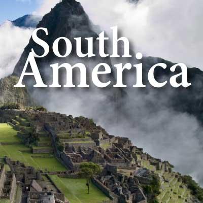 CALM RADIO - SOUTH AMERICA - Sampler