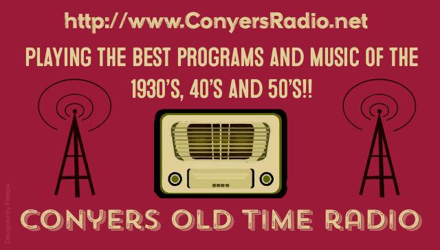 AM600 Conyers Old Time Radio