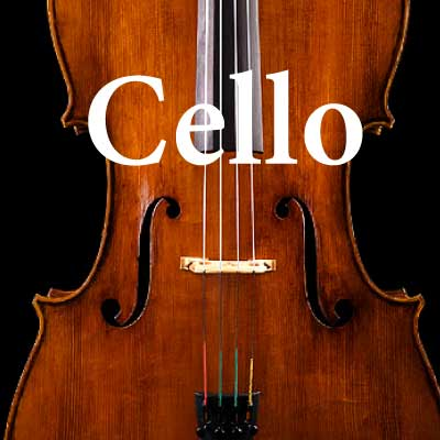 CALM RADIO - CELLO - Sampler