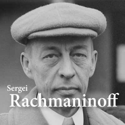 CALM RADIO - RACHMANINOFF - Sampler