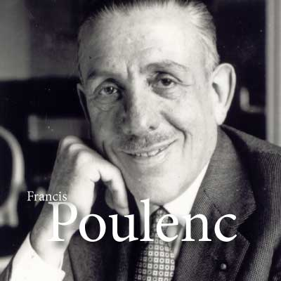 CALM RADIO - POULENC - Sampler