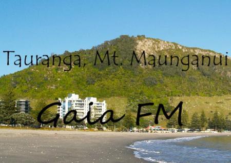 Gaia FM New Zealand