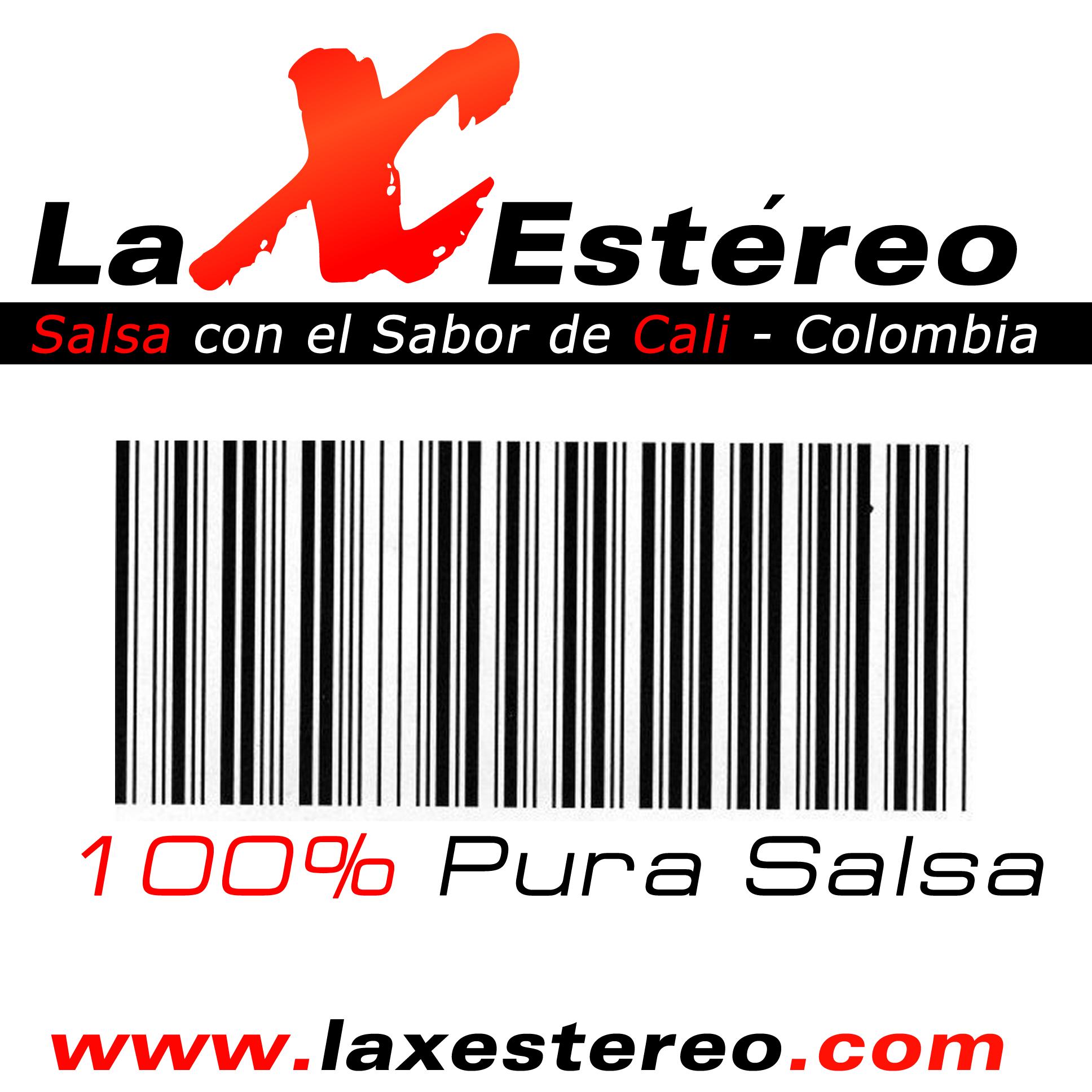La X Estereo - 100% Pura Salsa - 256K