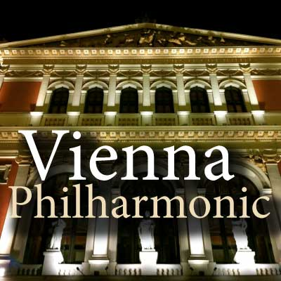 CALM RADIO - VIENNA PHILHARMONIC - Sampler