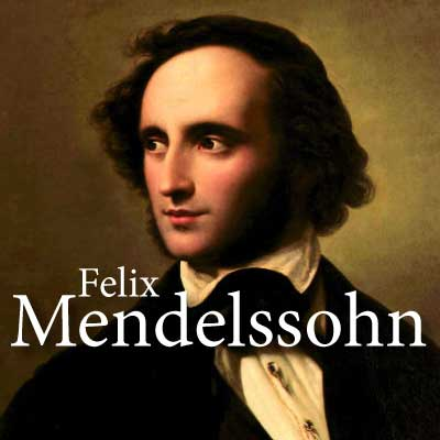 CALM RADIO - MENDELSSOHN - Sampler