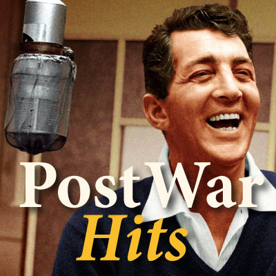 CALM RADIO - POST-WAR HITS - Sampler