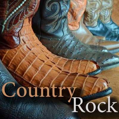 CALM RADIO - COUNTRY ROCK - Sampler