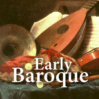 CALM RADIO - EARLY BAROQUE - Sampler