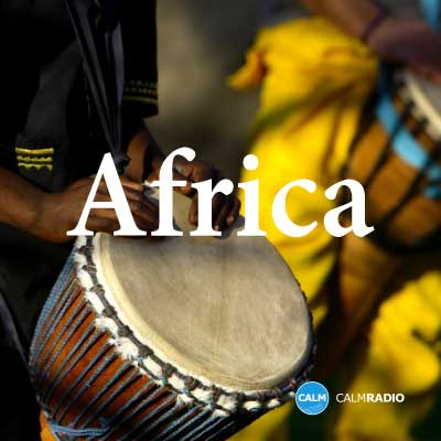 CALM RADIO - AFRICA - Sampler