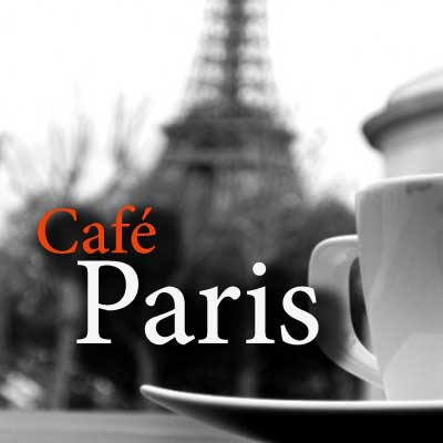 CALM RADIO - CAFE PARIS - Sampler
