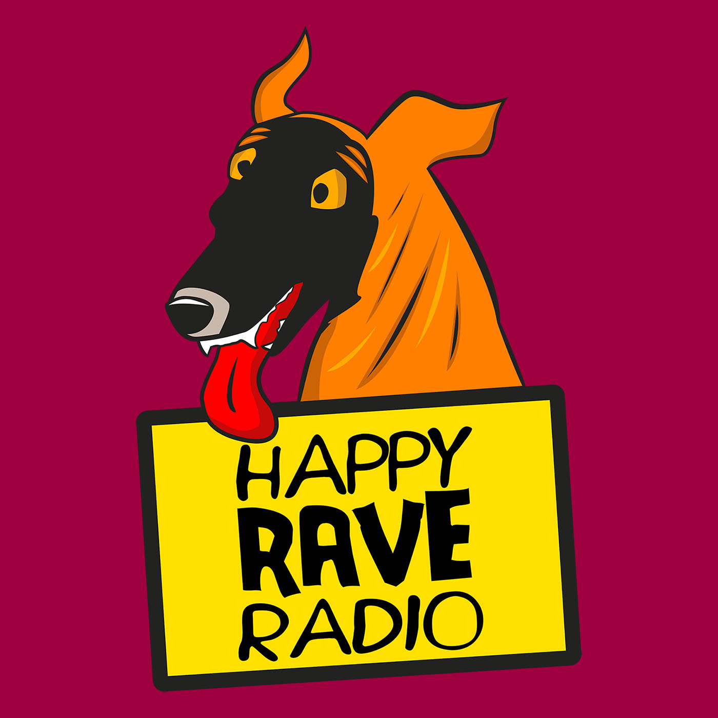 Happy Rave Radio (90s Happy Hardcore)