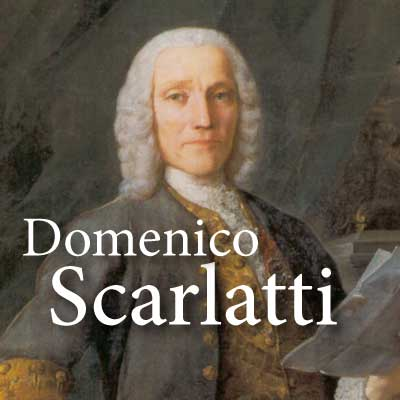 CALM RADIO - DOMENICO SCARLATTI - Sampler