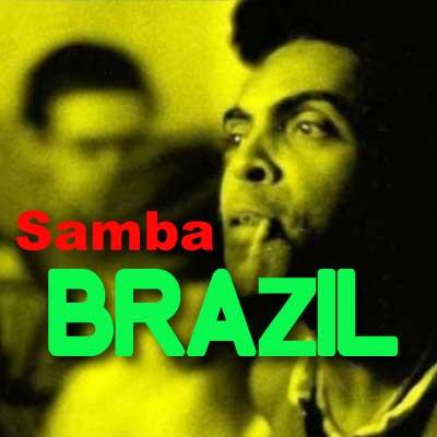 CALM RADIO - SAMBA BRAZIL - Sampler