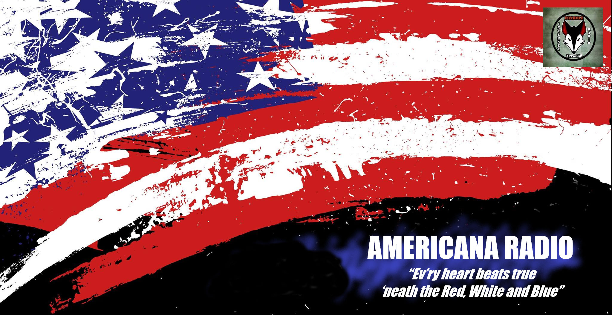 The FOXHOLE Internet Radio Station - Americana