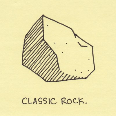 CALM RADIO - CLASSIC ROCK