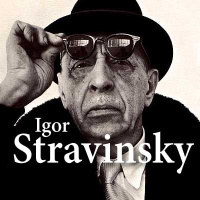 CALM RADIO - STRAVINSKY - Sampler