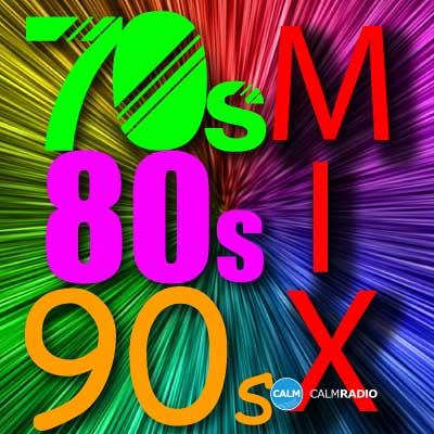CALM RADIO - 70s 80s 90s MIX - Sampler