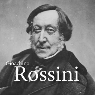 CALM RADIO - ROSSINI - Sampler