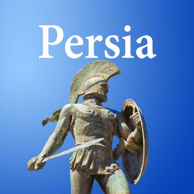 CALM RADIO - PERSIA - Sampler