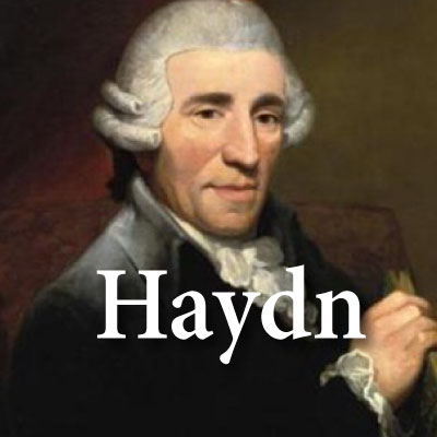 CALM RADIO - HAYDN - Sampler
