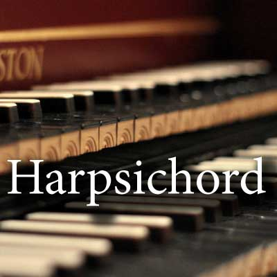 CALM RADIO - HARPSICHORD - Sampler