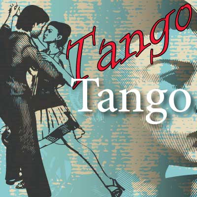 CALM RADIO - TANGO - Sampler
