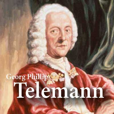 CALM RADIO - TELEMANN - Sampler