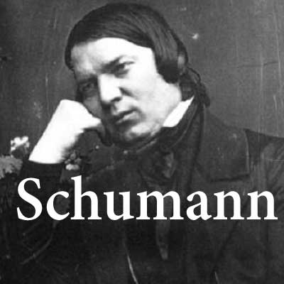 CALM RADIO - SCHUMANN - Sampler