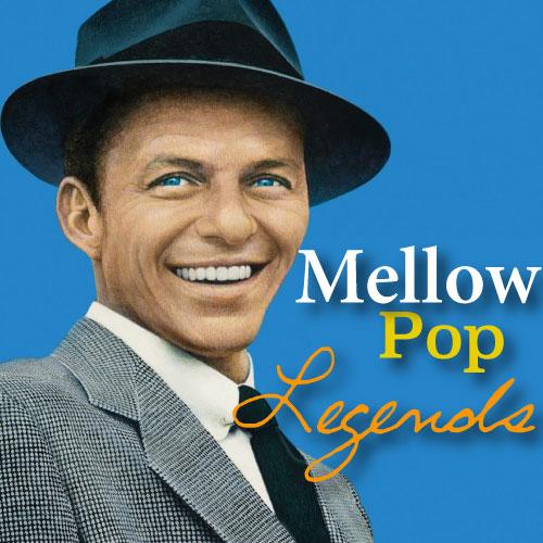 CALM RADIO - MELLOW POP LEGENDS - Sampler