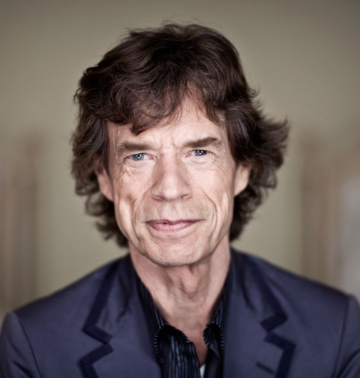 Pochette Sweet Thing Mick Jagger