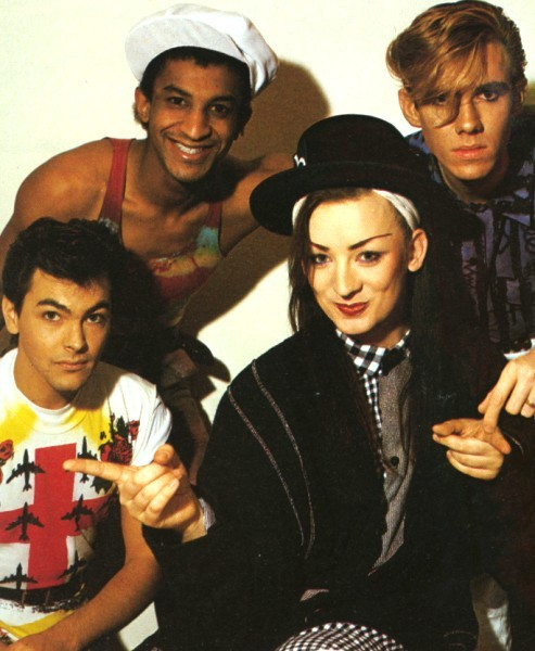 Pochette Time (Clock Of The Heart) Culture Club