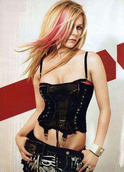 Pochette Sk8er Boi Avril Lavigne