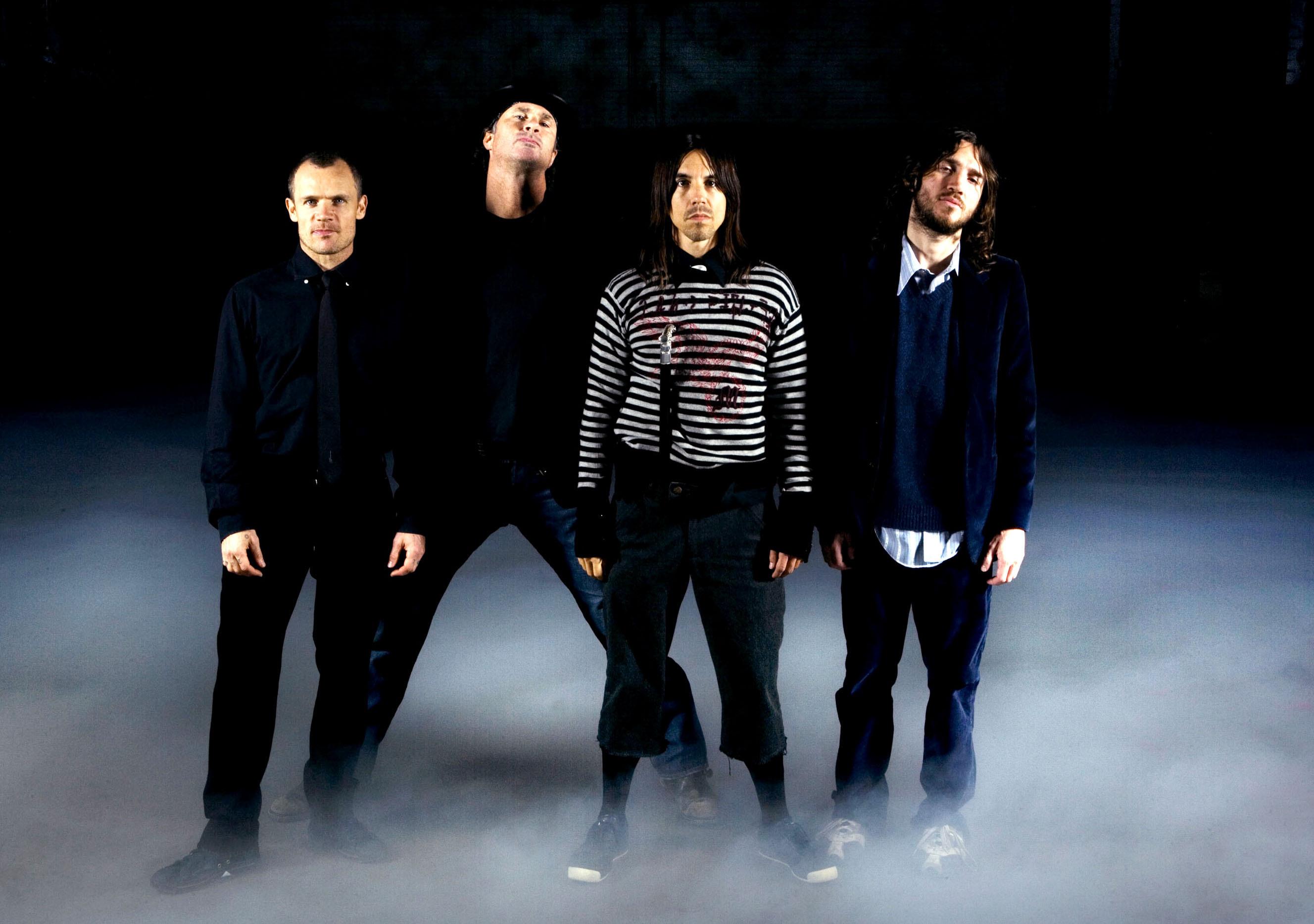 Pochette Dark necessities Red Hot Chili Peppers