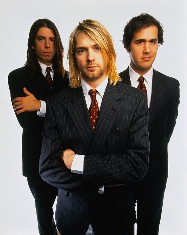Pochette Where Did You Sleep Last Night Nirvana