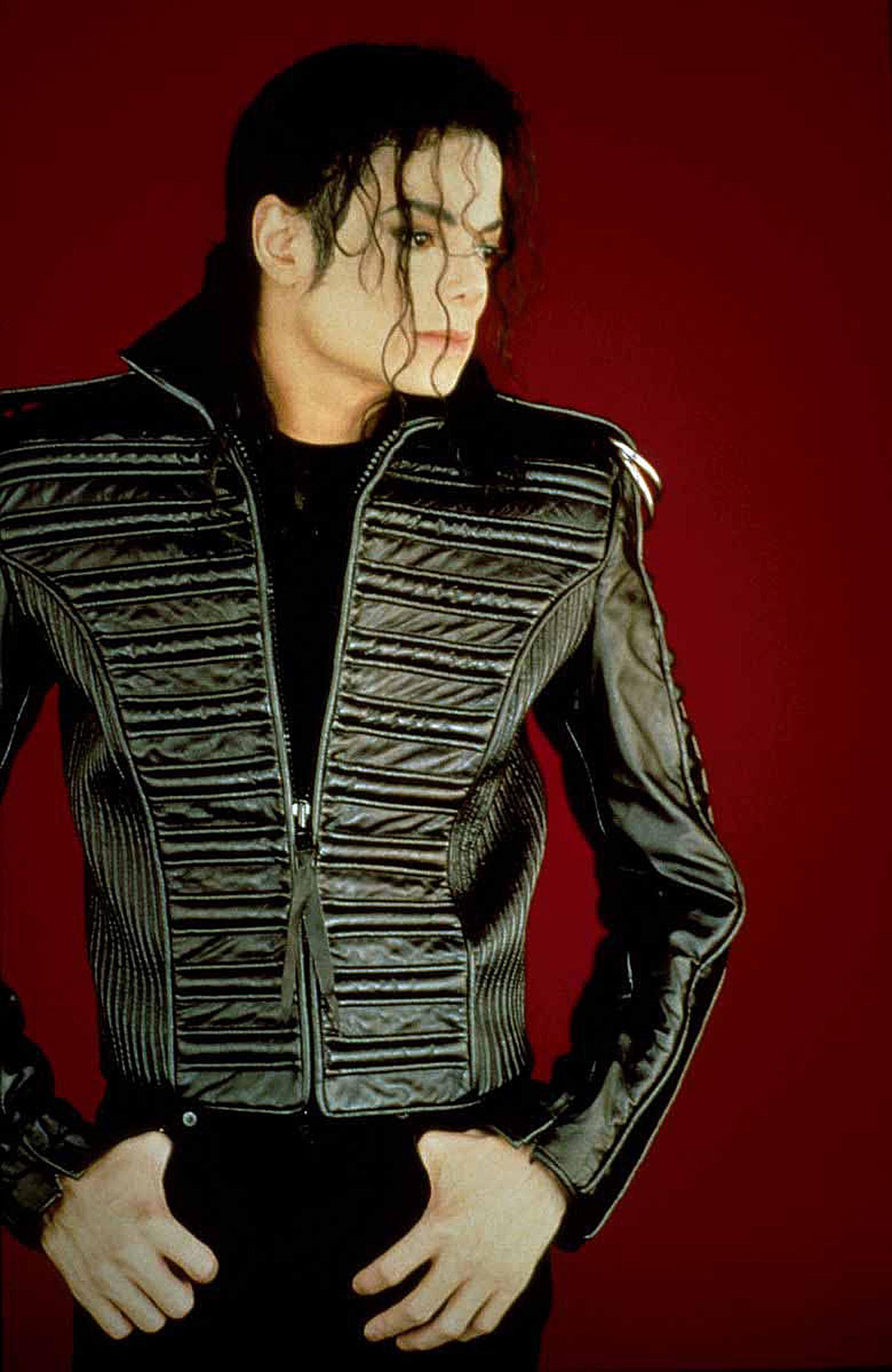 Pochette Black or White Michael Jackson