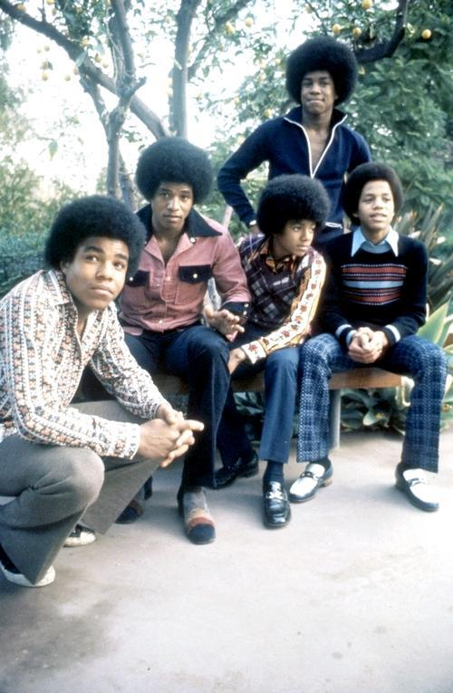 Pochette : The Jacksons - Can You Feel It