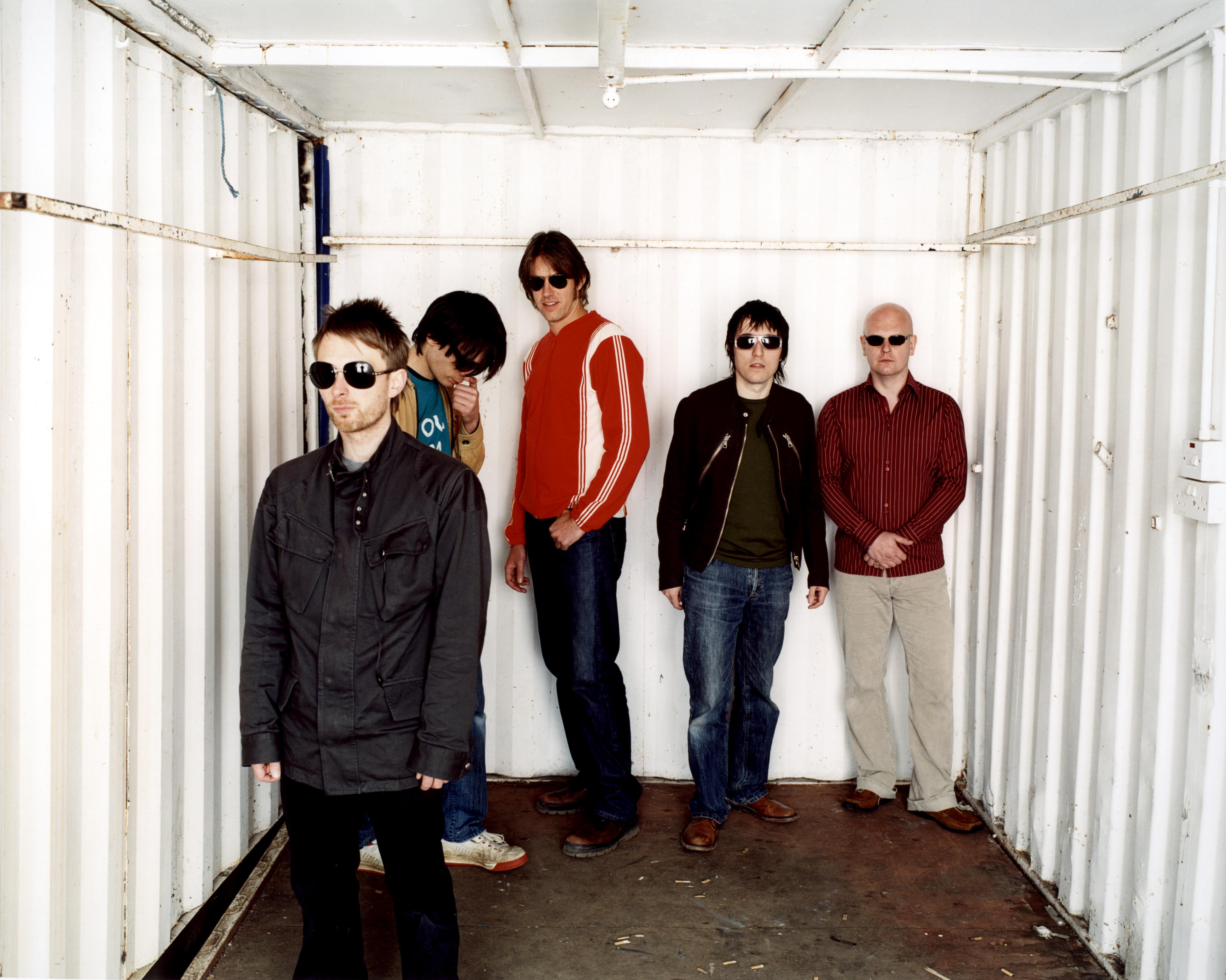 Pochette Creep Radiohead