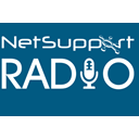 NetSupport Radio #1 logo