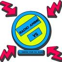 Radio Anime Vs logo