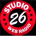 (((Studio26 WebRadio))) logo